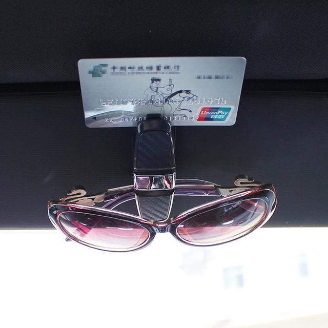 Car Visor Sunglasses Holder