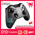 Ipega PG-9062S Wireless Bluetooth Gamepad Game Controller Dual Motor Joystick for iOS Xiaomi PC TV vs gamesir g3s jostick para p