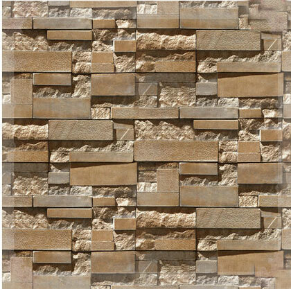 Us 60 09 3d Stone Brick Wall Paper Grey Luxury Wallpaper For Living Room Tv Background Wall Decor Papel Para Pared 10m Brick Wallpapers E In