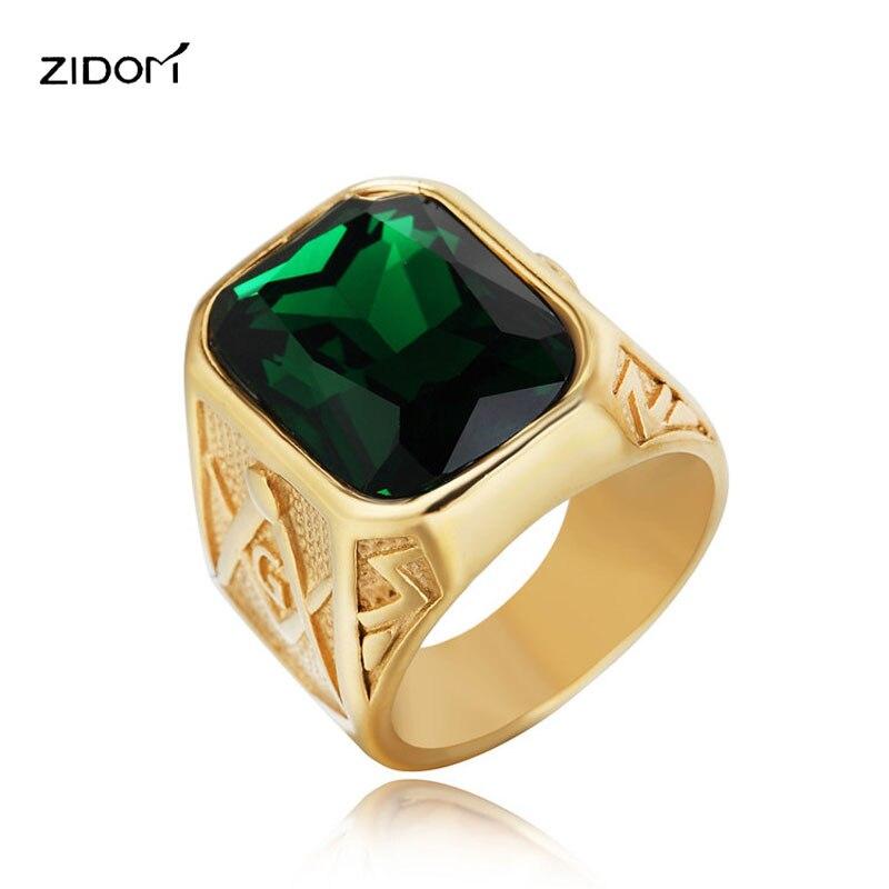 Quality Masonic Rings