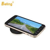 Beling Auto 1296p QHD Car Dash Camera Night Vision Driving Video Recorder Dual Lens Camcorder Motion Detector DVR Registrator