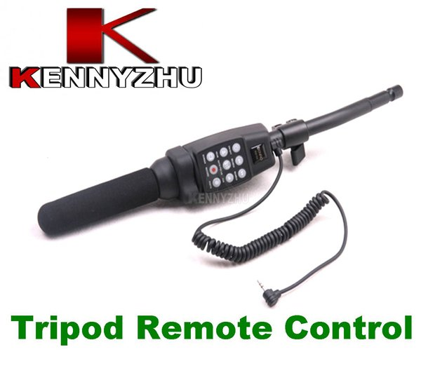 Pro Fluid Drag Video Tripod Remote Control Handle RM25X For Video ...