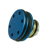 MILITARY ACTION Double O Ring Ball Bearing Piston Head 8 Holes High End Version For Ver