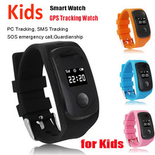 New ZGPAX S22 SOS GPS LBS SMS Tracking Smart Watch Smartwatch Children Safe Positioning Guardianship Small