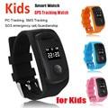 Nueva ZGPAX S22 SOS GPS/LBS/SMS de Seguimiento Inteligente Smartwatch Reloj Niños Seguros Posicionamiento Tutela Pequeño de Marcación Rápida para Los Niños