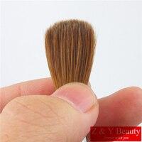 Factory Direct,SIZE 20,100% Kolinsky Nail Brush,Acrylic Nail Beauty Brush with Metal Handle