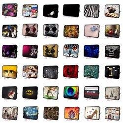 7 10 12 13 14 15 17 Notebook manga 17,3 de 7,9 tablet caso 10,1 portátil de 15,6 bolsa 13,3 de 14,1 de manga 11,6 bolsa de ordenador NS-all1
