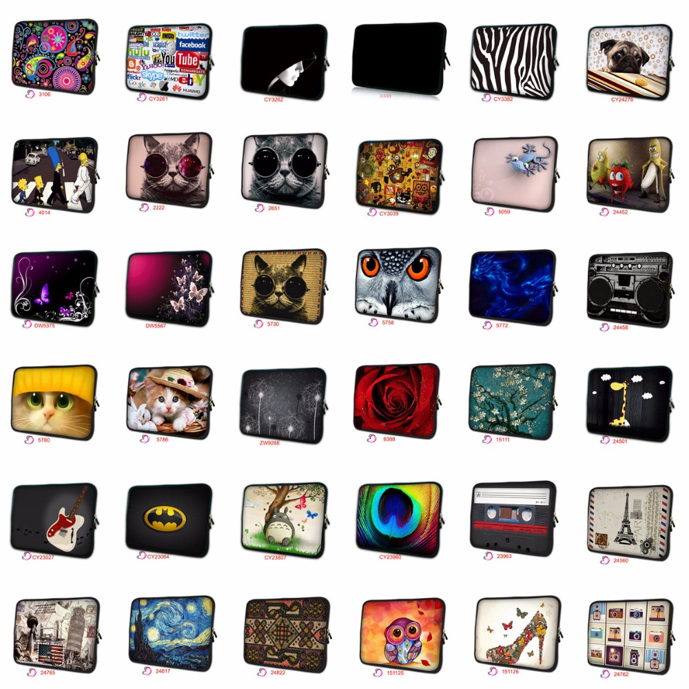 7 10 12 13 14 15 17 Notebook Sleeve 17.3 7.9 Tablet Case 10.1 15.6 Laptop Bag 13.3 14.1 Liner Sleeve 11.6 Computer Bag NS-all1