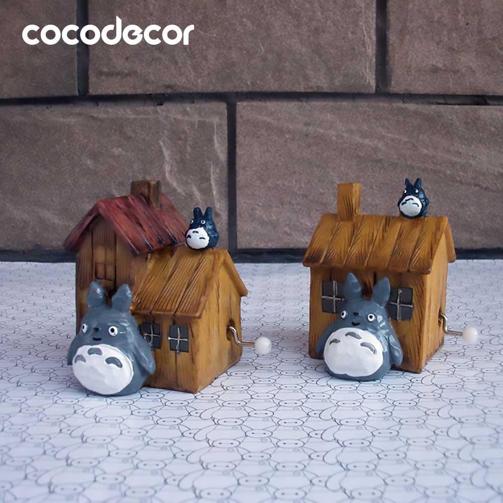 Box, Music, Cocodecor, Resin, Home, Chinchilla