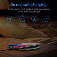 Wireless Charger 10W - Multifunctional 3 in 1 Wireless Charger - Apple Quick Charging 8