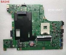 B590 HM77 Fit For Lenovo B590 B580 55 4YA01 001 font b Laptop b font font