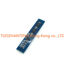 TZT teng 2S 3A Li-ion Lithium Battery 7.4v 8.4V 18650 Charger Protection Board bms pcm for li-ion lipo battery cell pack