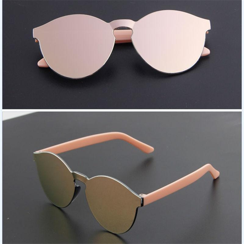 LATASHA 2018 Children Reflective Mirror Sunglasses Baby Sunglasses Male And Female Anti - UV Glasses For Boygirls.01