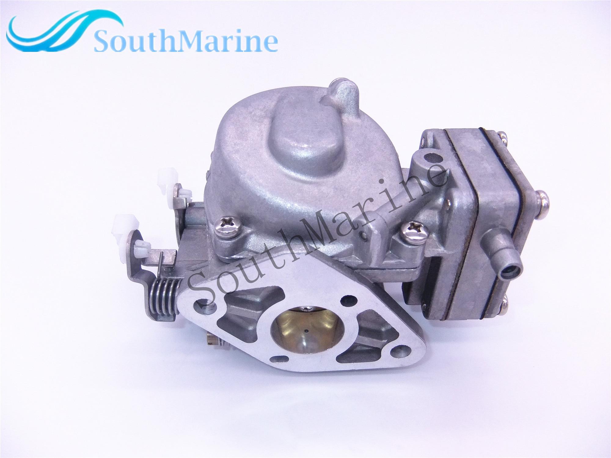 Carburateur de bateau pour moteur hors-bord Hangkai 2 temps 9.8hp 12hp