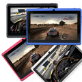 "Yuntab 7 ""tablet allwinner a33 quad core tablet android 4.4 8 gb dual camera wifi google app play 5 cores com bluetooth"