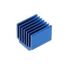 New 4Pcs Stepper Motor Driver Heat Sink For TMC2100 LV8729 DRV8825 3D Printer Parts hot