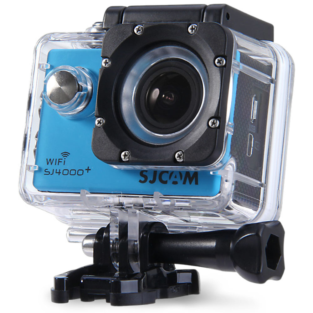Original SJCAM SJ4000 WiFi Action Camera 2.0 Inch Sports DV LCD Screen 1080P HD Diving 30M Waterproof Mini Camcorder