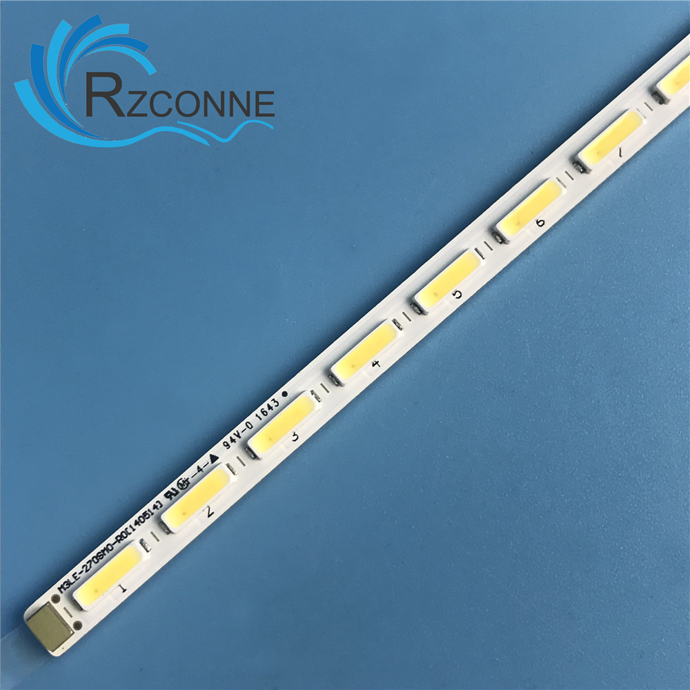 LED Backlight Lamp strip BAR 36leds For Samsung 27'' LCD S27E360H S27D360H M3LE-270SM0-R2 CY-MJ270BNLV1V S27D390H LS27E390HS цена