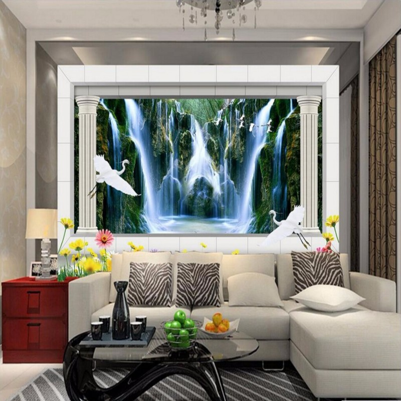 small wall murals nature related keywords suggestions