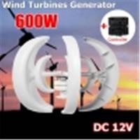Ветротурбины 500 Вт Max 600 DC 12/24 В сочетаются с 600 Вт английский Контроллер ветрогенератора Home для дома гибридный Светофор Применение