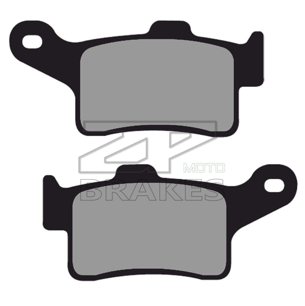 Motorcycle Brake Pads Fits CAN-AM Spyder RT-S (3 Cyl Eng/ 6 Speed) 2014-2015 Rear OEM New Organic High Quality Free shipping motorcycle disc brake pads fa473 fit for can am spyder rs ses 990cc 08 09 phantom black