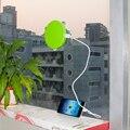 Sunever solar cargador universal de teléfono móvil cargador de batería del banco 1800 mah mejores vendedores de 2-en-1 a prueba de agua banco de la energía solar