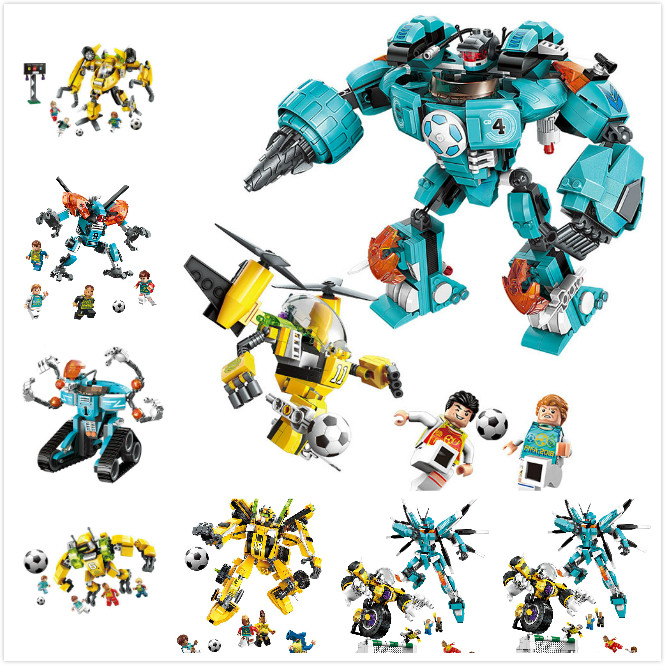 Enlighten Building Blocks Compatible With E3001-3007  Models Building Kits Blocks Toys Hobby Hobbies For Chlidren