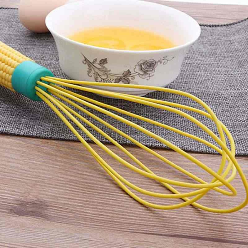 1 инструменты для индивидуальных косметических средств Кухня Приспособления белое яйцо ручной блендер спирали проволочный венчик смеситель для выпечка