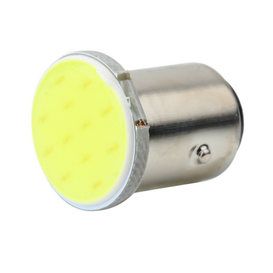 1PCS New 12 SMD LED COB Chips 1157 BA15s Car Auto RV Trunk Rear Turn Signal Lights Parking Bulb Lamp DC12V Hot Selling ...