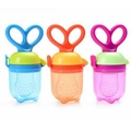 Portable Soft Baby Feeding Tool Infant Food Baby Nipple Fruits Feeding Feeder Silicone Pacifier Supplies Soother Nipples