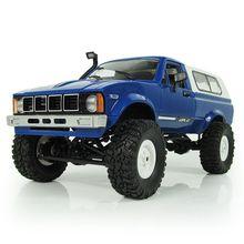 RC 트럭 4WD SUV Drit 자전거 버기 픽업 트럭 원격 제어 차량 오프로드 2.4G 락 크롤러 전자 완구 어린이 선물