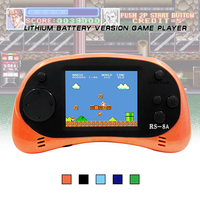 Hot Sale RS 8A Video Game Console 8 Bit 2 5 Inch Handheld Game Player Built