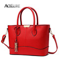 ACELURE Women Pu Leather Messenger Bags Single Shoulder Bags For Ladies,Female Simple Fashionable Handbags Bolsos Mujer ACE8396