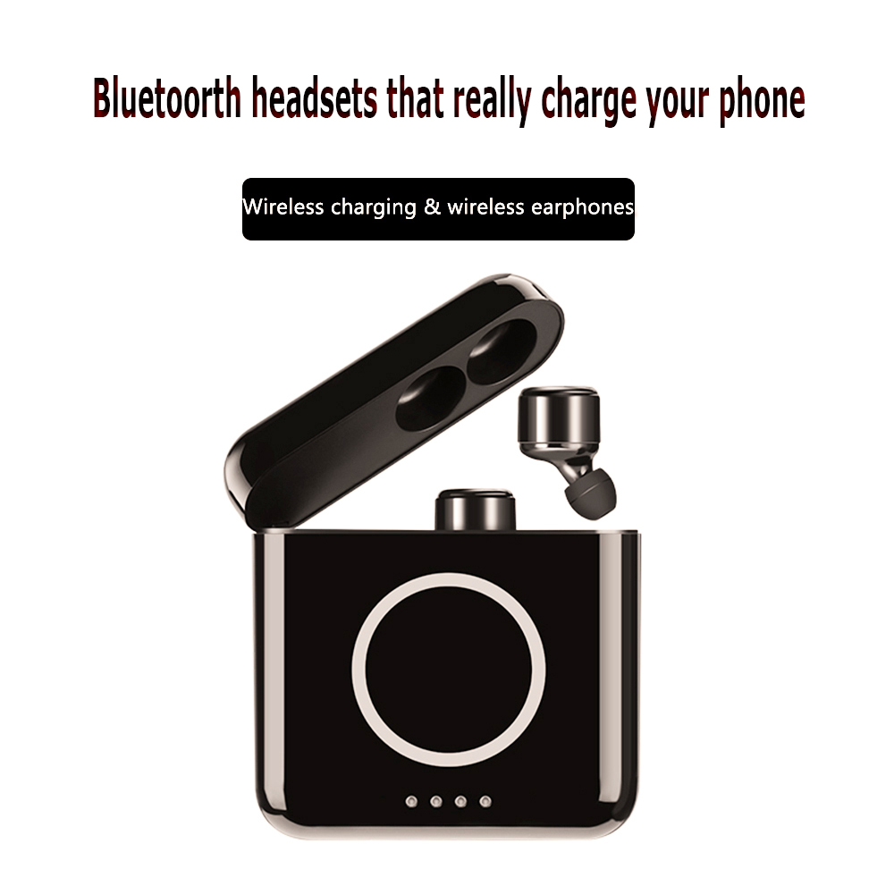 X4T TWS Touch Control Sport HIFI Earbuds Headset Wireless Bluetooth 4.2 Stereo Earbuds charege 5200mah Mic for Iphone Android X4T TWS Touch Control Sport HIFI Earbuds Headset Wireless Bluetooth 4.2 Stereo Earbuds charege 5200mah Mic for Iphone Android