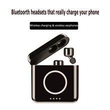 X4T СПЦ Touch Управление Спорт hi fi наушники гарнитуры беспроводной Bluetooth 4,2 стерео charege 5200 мАч Mic для Iphone Android