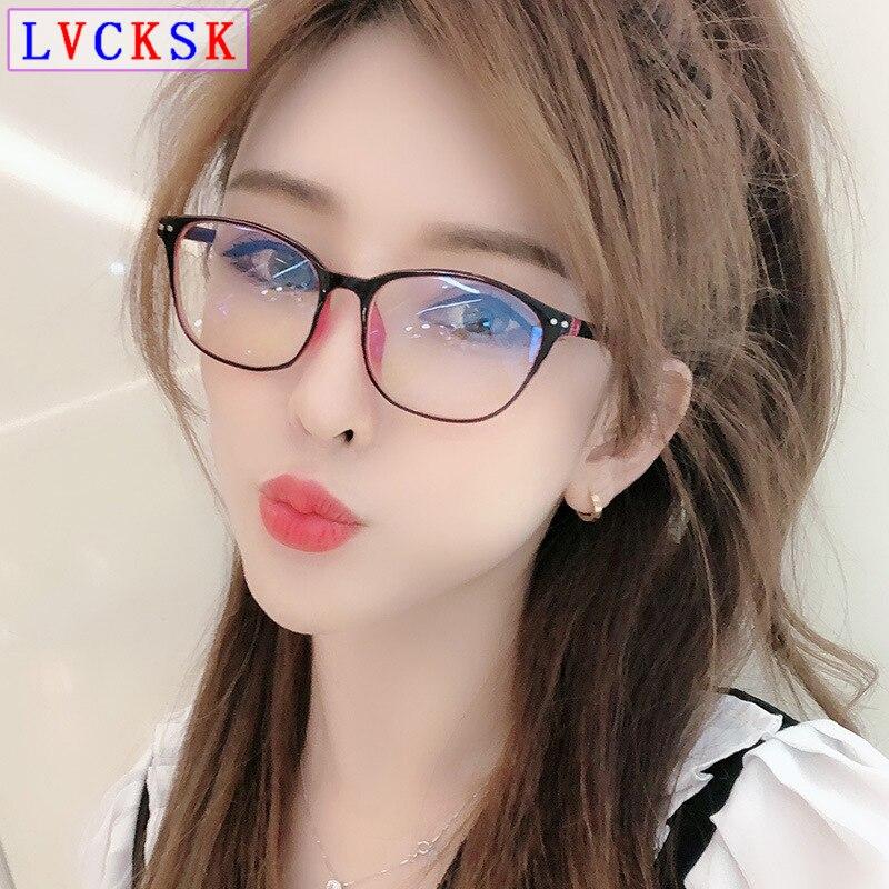 Women Blue Light Blocking Glasses Men Computer Gaming Protective Glasses Transparent Eyeglasses Frame Blaulicht Spectacles A3