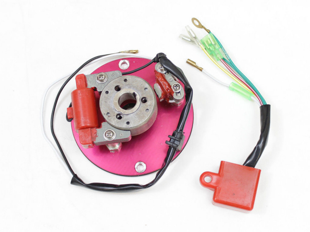 Racing Magneto Inner Rotor Kit font b Stator b font CDI XR50 CRF50 Pit font b diagrams 511525 rotor wiring diagrams channel master rotor inner rotor kit wiring diagram at bakdesigns.co