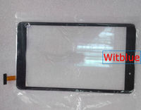 Witblue New For 8 Inch Onix 8 QC 3D Tablet Touch Screen Digitizer Glass Touch Panel
