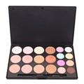 20 colors Colorful Makeup Eye Shadow pallete Face Concealer Contour Palettes Ebay Make up Kits+ 2pcs Eye Shadow Sticks