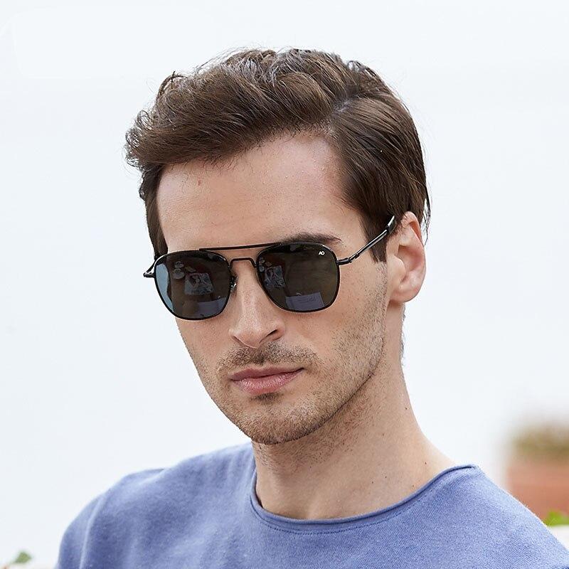 2017 new fashion ao sunglasses american optical glass lens for American frame coupon