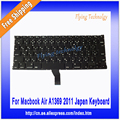 "Original Testing Keyboard For Macbook Air 13"" A1369 Japan Keyboard 2011"