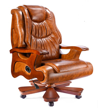 Leather chairs leather chair wood office chair, president chair reclining massage chair lift computer replica fritz hansen swan chair leather