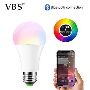 Neon Bulb E27 Smart RGB RGBW B