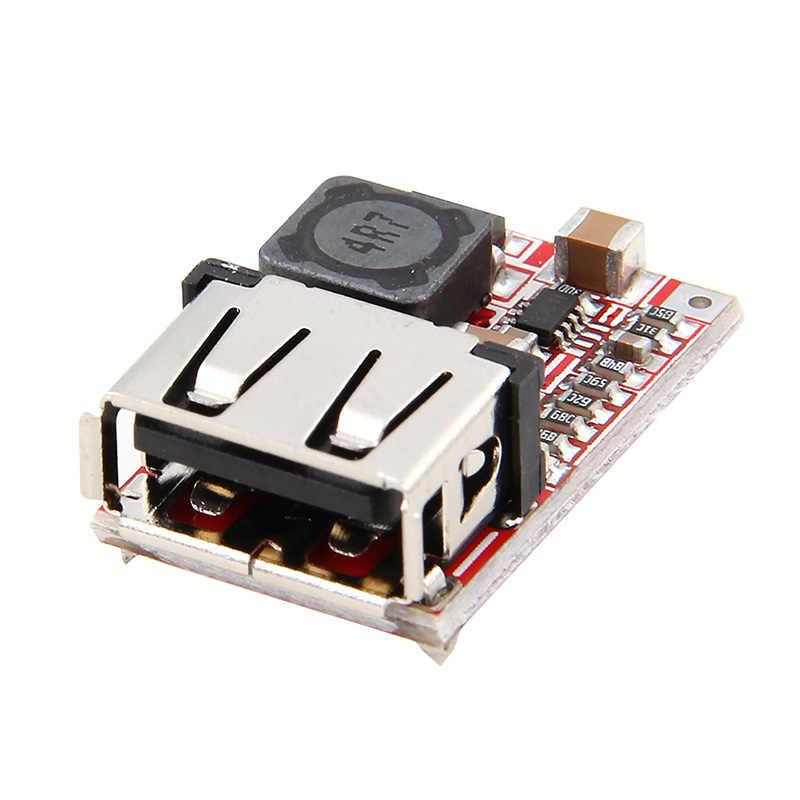Nouveau DC-DC Buck abaisseur Module 6-24V 12 V/24 V à 5V 3A USB chargeur Module pour Arduino