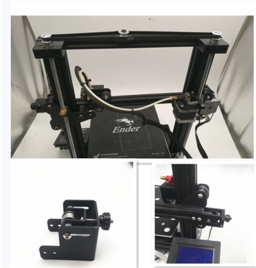 Creality CR-10/Ender 3 Pro Dual Z Axis Upgrade X/Y Axis Timing Belt Tensioner Kit