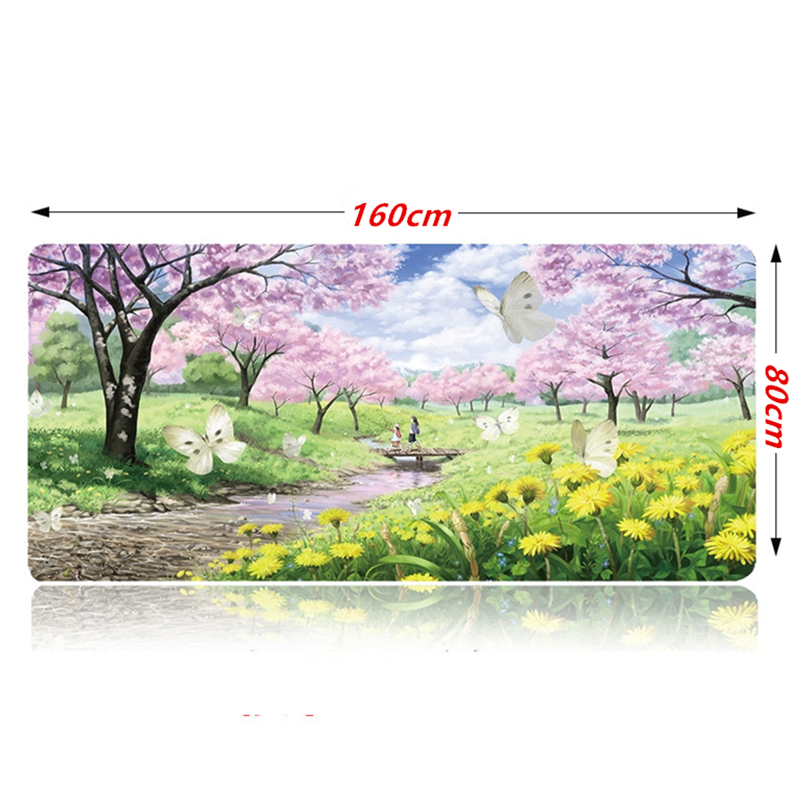 2017 New 160x80cm Laptop Gaming Mouse Pad Locking Edge Mousepad Mat For Dota2 Diablo 3 CS Mouse Mice Pad For Game Player  stitched edge rubber cs go large gaming mouse pad pc computer laptop mousepad for apple logo style print gamer speed mice mat