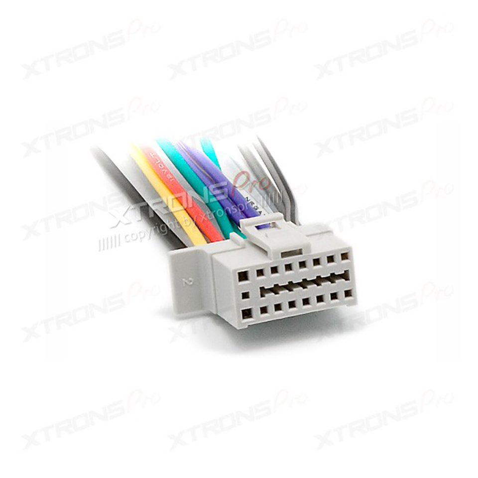 Panasonic Cq C7301u Cd Player 185343000600 Auto Electrical Wiring Cp134au C7105u Harness 34 Diagram