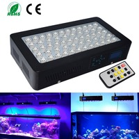 Sunrise and Sunset Programmable 150Watt Led Aquarium Light Dimmable Led Light for Reef Coral Fish for Your Beautiful Tank