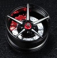 Gratis Verzending 4 Stks 1/10 DC RC Drift Auto Wiel Hubs Aluminium 458 Wielen Offset + 6 + 9