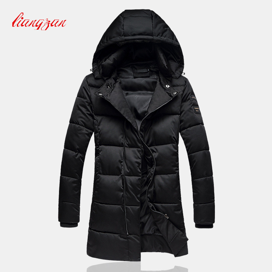 Men Winter Thick Cotton Coats Brand Design Snow Warm Parkas Casual Slim Fit Plus Size 5XL Hoodies Padded Coats SL-K106 цены онлайн